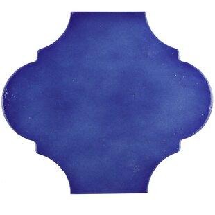 Marr 10 38 X 11 Porcelain Field Tile In Cobalt Blue
