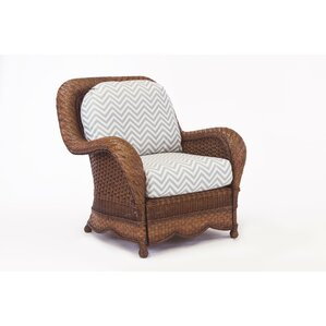 Autumn Morning Ariel Sunset Armchair by South Sea Rattan