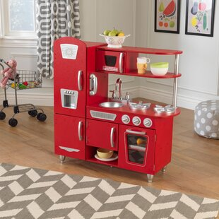 Red Play Kitchen Sets