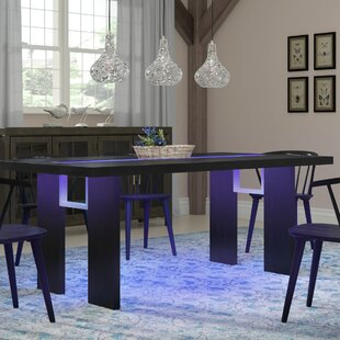 Pelchat Luminate Solid Wood Dining Table