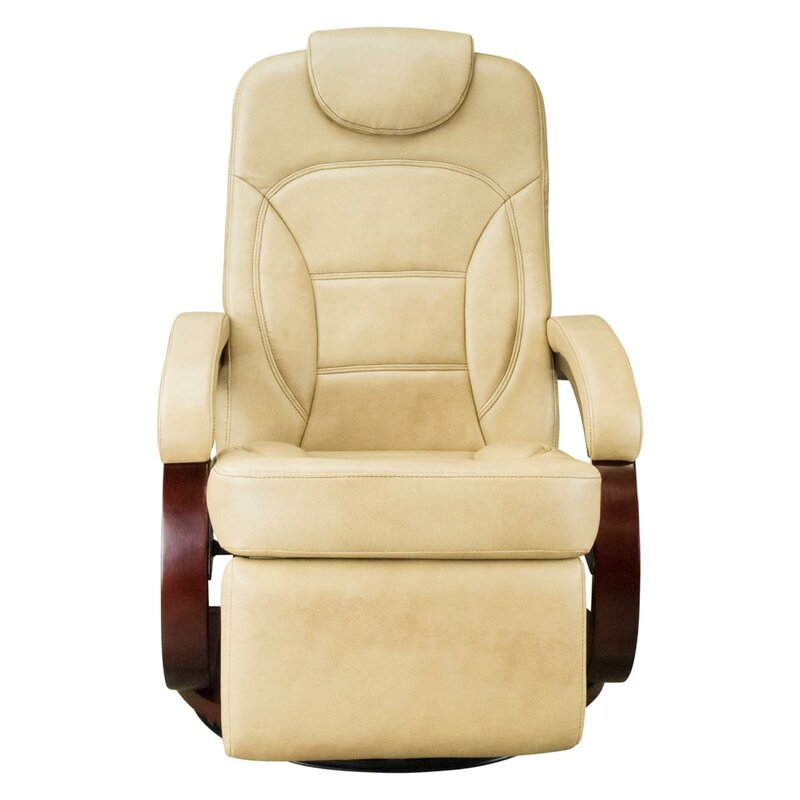 Euro Chair Manual Recliner