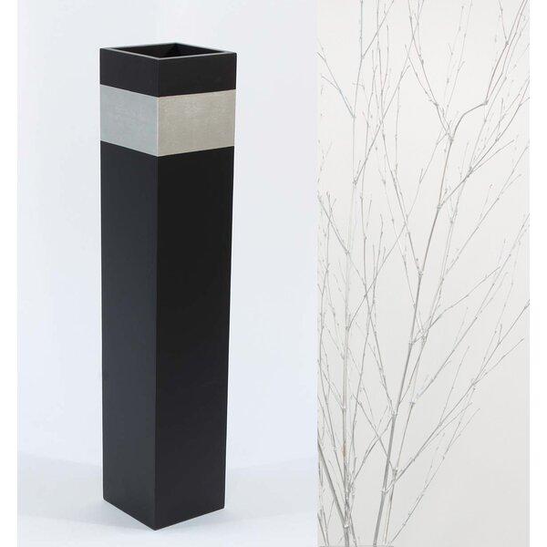 Red Barrel Studio Eurich Slender Floor Vase With Branches