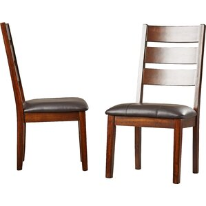 Spencerville Side Chair (Set of 2) by Three Posts