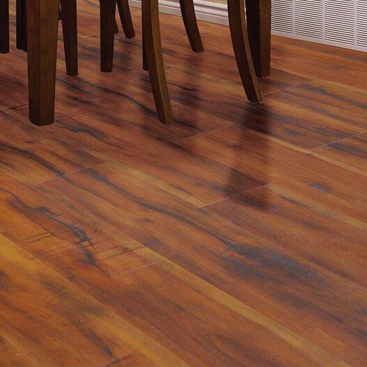 "AllAmericanHardwood Timeless Revolution 7"" x 48"" x 7mm Canadian Maple Laminate Flooring  Color: Grand Pebble"