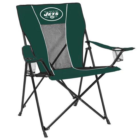 Logo Brands Game Time Folding Camping Chair Wayfair