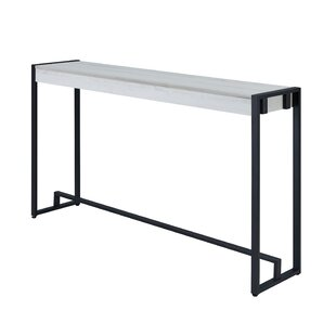 Modern & Contemporary Lucite Console Table | AllModern