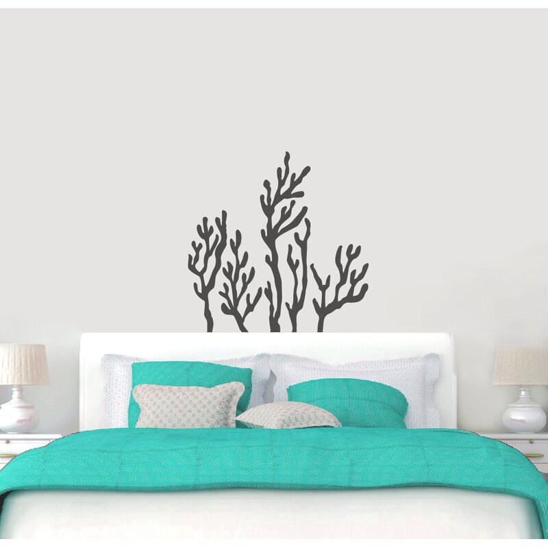 Coral Reef Wall Decal  sc 1 st  Wayfair & SweetumsWallDecals Coral Reef Wall Decal | Wayfair