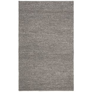 Carisbrooke Handwoven Dark Gray Area Rug By Lauren Ralph