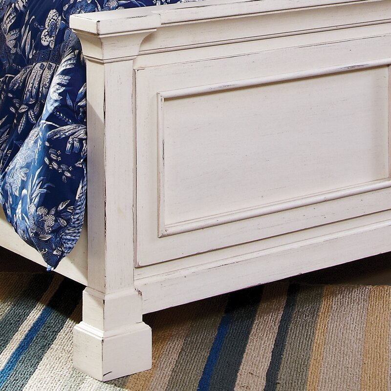 Attirant Defelice French Wood Standard Bed