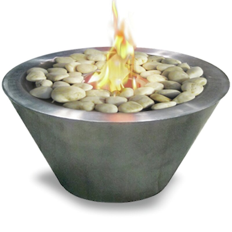 Anywhere Fireplace Oasis Gel Tabletop Fireplace & Reviews   Wayfair