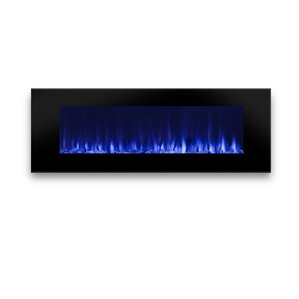 DiNatale Wall Mount Electric Fireplace by Real Flame