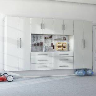 Garage Storage System >> Garage Storage Systems You Ll Love In 2019 Wayfair