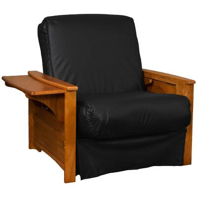 Epic Furnishings Llc Valet Perfect Convertible Futon Chair Wayfair