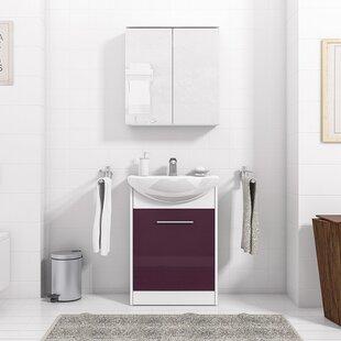 2 Piece Bathroom Furniture Set