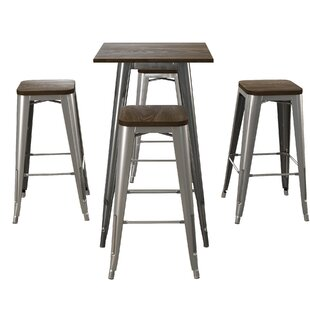 Pub Tables & Bistro Sets You'll | Wayfair on dining table legs, wrought table legs, bar height furniture, bar height tables clearance, bar height dining tables, iron table legs, bench table legs, table bases and legs, bar height shelving, round table with legs, 42 metal table legs, bar top table legs, metal bar legs, coffee table legs, bar height barstools, steel table legs, 36 inch table legs, adjustable table legs, bar height bar, rustic table legs,