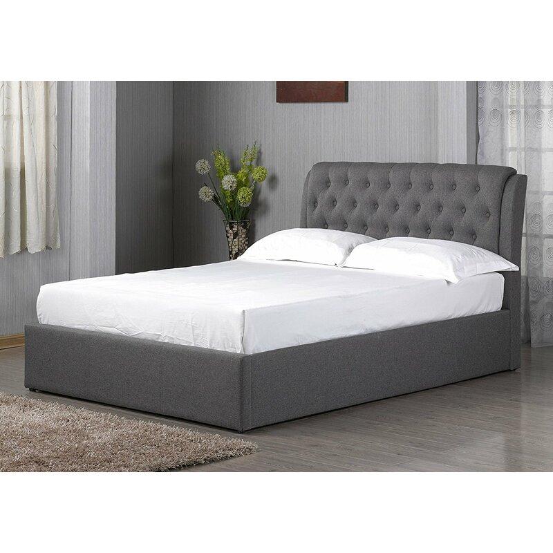 Enola Upholstered Ottoman Bed