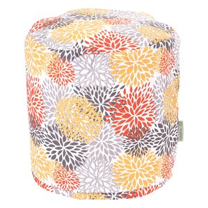 Blooms Small Pouf by Majestic Home Goods