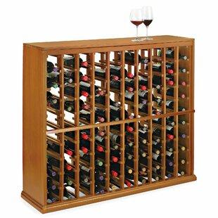 N'finity 100 Bottle Floor Wine Rack
