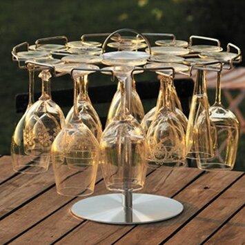 Latelier Du Vin Glass Tree 18 Glass Tabletop Wine Glass Rack