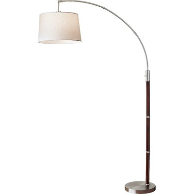 Sedlak 80 5 arched floor lamp