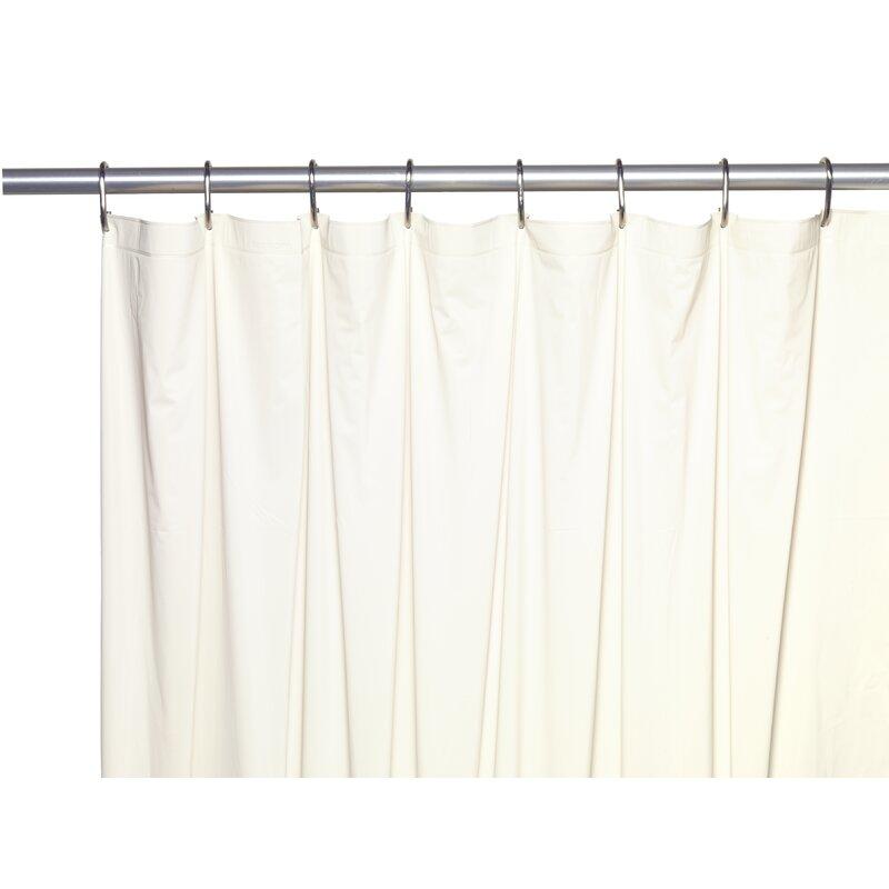 Vinyl 5 Gauge Shower Curtain Liner