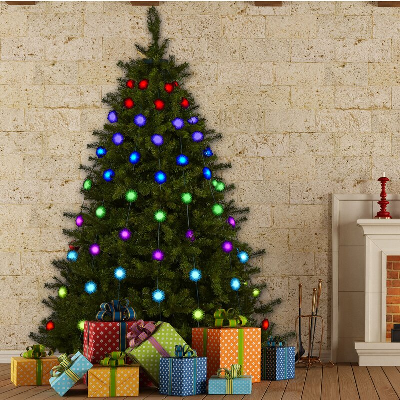String Christmas Tree Lights