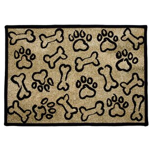 Attractive Paw Print Rug | Wayfair KE28