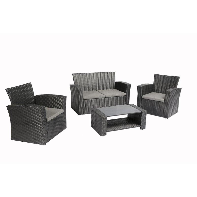 Sofa set Leather Edward Piece Sofa Set With Cushions Craftatoz Ebern Designs Edward Piece Sofa Set With Cushions Reviews Wayfair