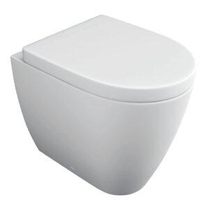 Länglicher WC-Sitz von Kartell