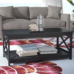 black coffee tables you'll love | wayfair