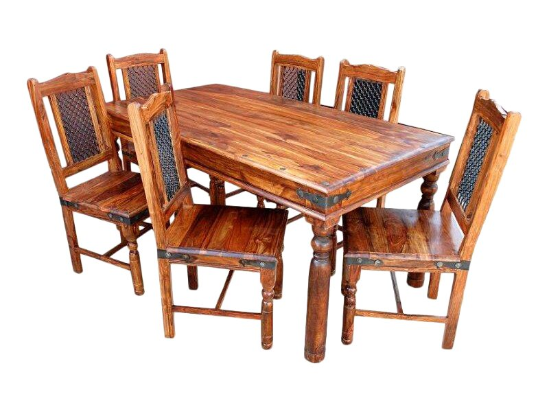 Ethnic elements kerala dining table reviews wayfair