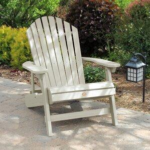 Amiya Folding U0026 Reclining Adirondack Chair