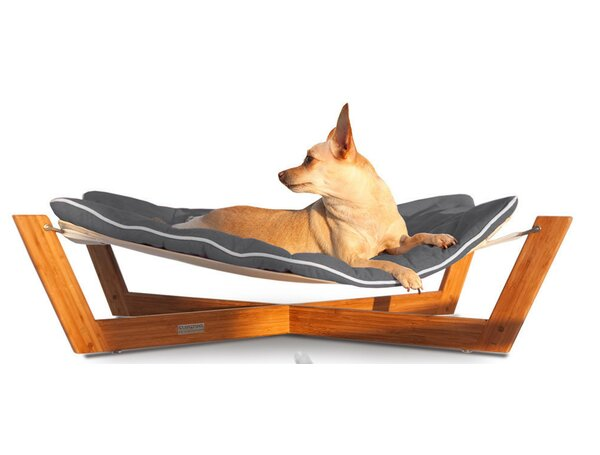 Superior Pet Lounge Studios Bambu Cross Pet Hammock U0026 Reviews | Wayfair