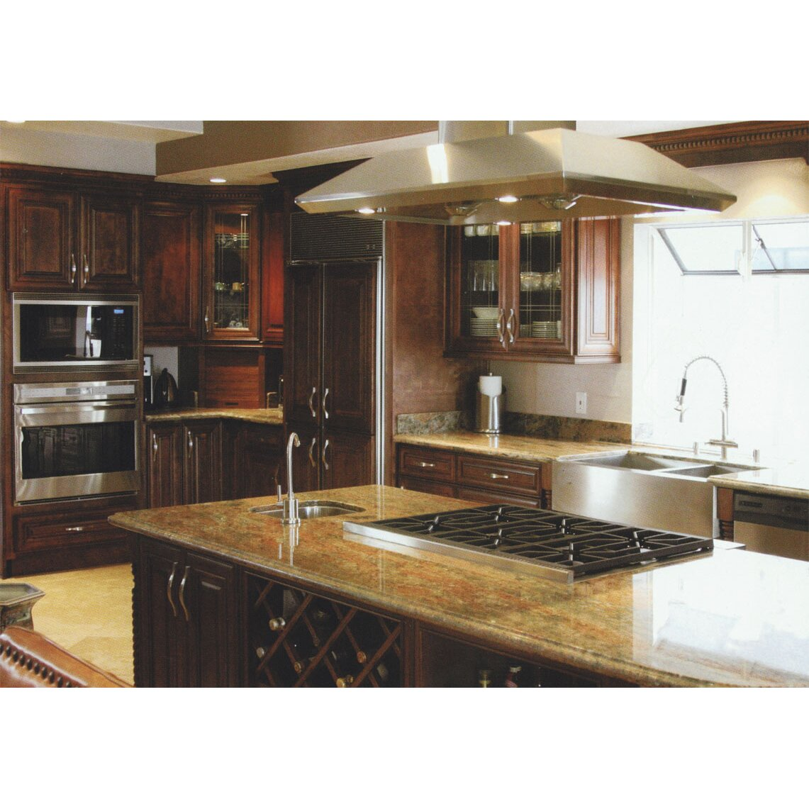 Century home living 24 x 30 kitchen wall cabinet for Kitchen cabinets 30 x 24