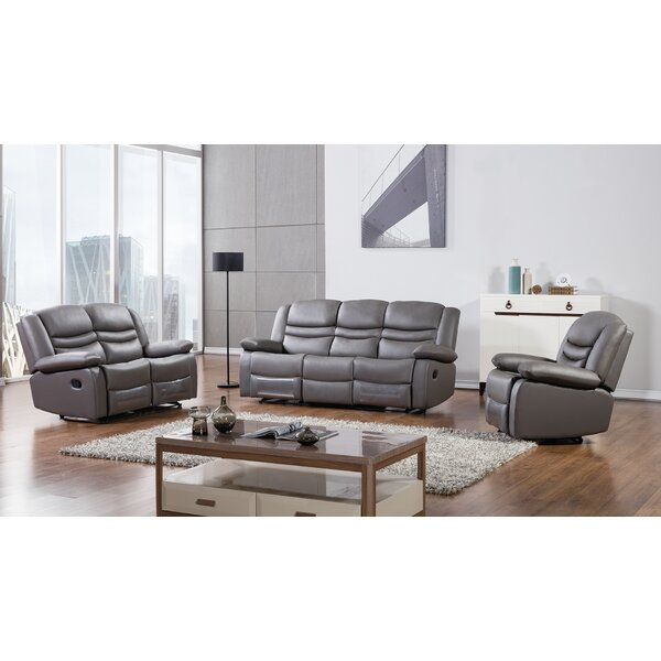 AmericanEagleInternationalTrading Bayfront 3 Piece Living Room Set ...