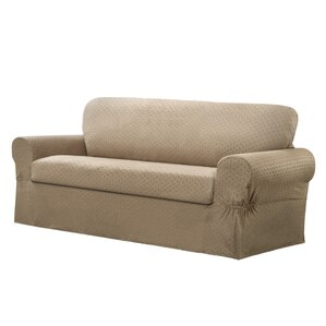 2 Piece Sofa Slipcover Set