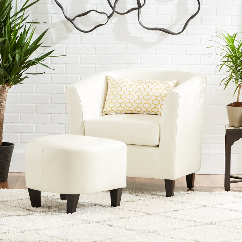 Living Room Chair With Ottoman Living Room Chairs with Ottomans