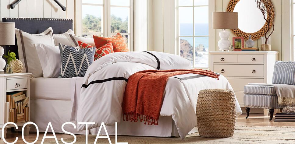Coastal Furniture and Nautical Decor – Nautical Bedroom Furniture