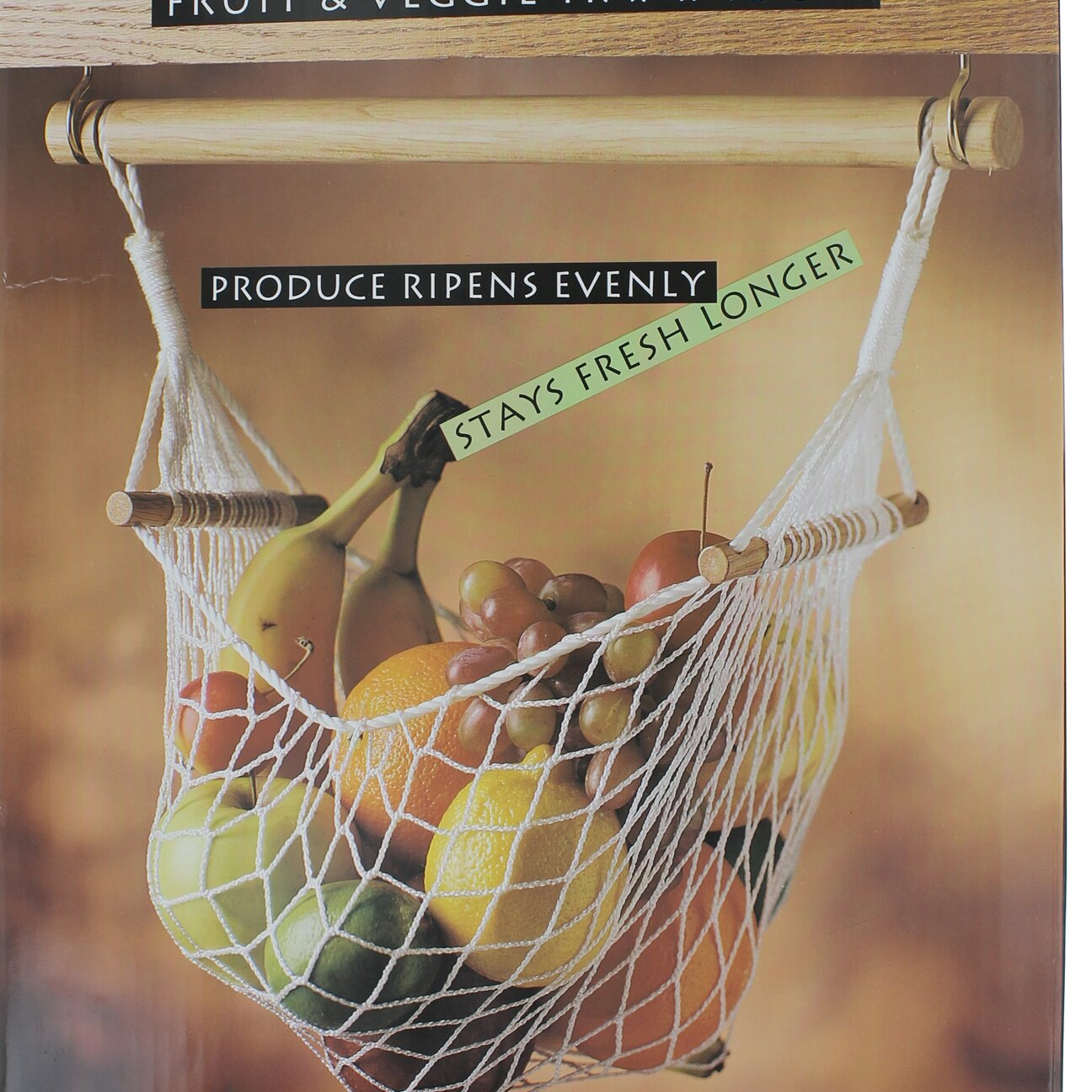 Prodyne Under Cabinet Fruit And Veggie Hammock Amp Reviews