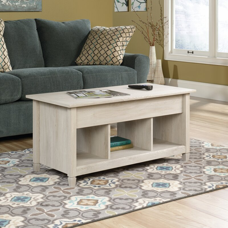 three posts lamantia coffee table with lift top & reviews | wayfair