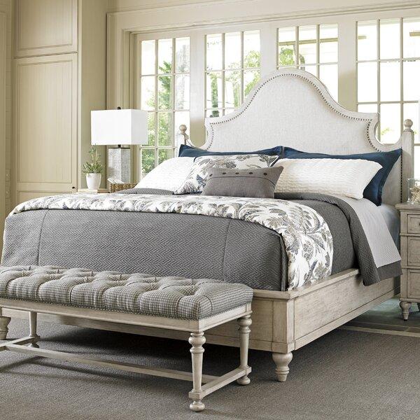 Lexington Oyster Bay Upholstered Panel Bed Amp Reviews Wayfair
