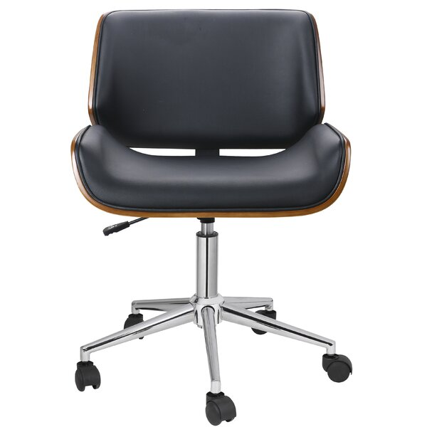 Extra Padded Office Chair Executive Desk Chair daal s home
