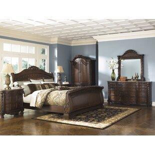 Charmant Chapell Sleigh Configurable Bedroom Set