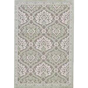 Rousseau  Green/Gray Area Rug