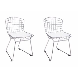 Bertoia Wire Chair | Bertoia Style Wire Chair Wayfair Ca