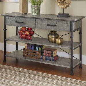 Rustic Console Amp Sofa Tables You Ll Love Wayfair