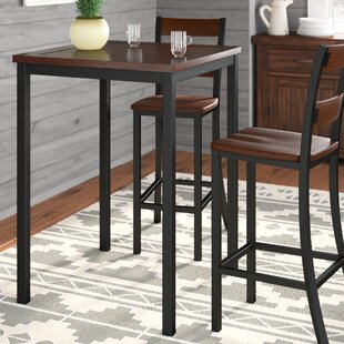Kitchen Pub Table Pub tables bistro sets youll love wayfair ashlyn pub table workwithnaturefo