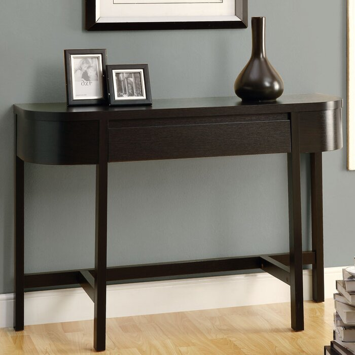 monarch specialties inc. console table & reviews | wayfair.ca