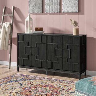 Candide Wood Credenza
