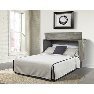 Sadie Ash Queen Storage Murphy Bed with Mattress  sc 1 st  Wayfair & Queen Storage Bed Frame | Wayfair
